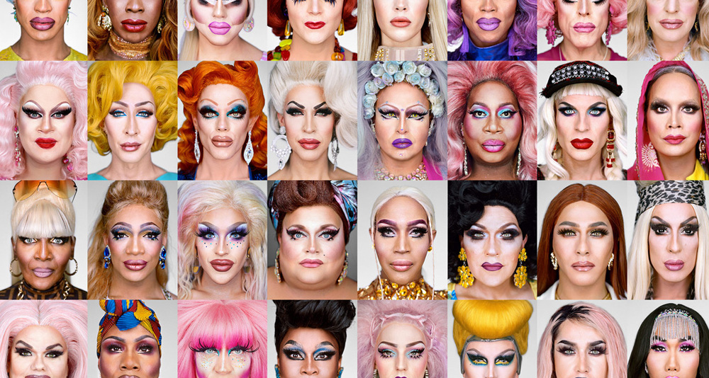 37 drag queens estampam capas diferentes da New York Magazine
