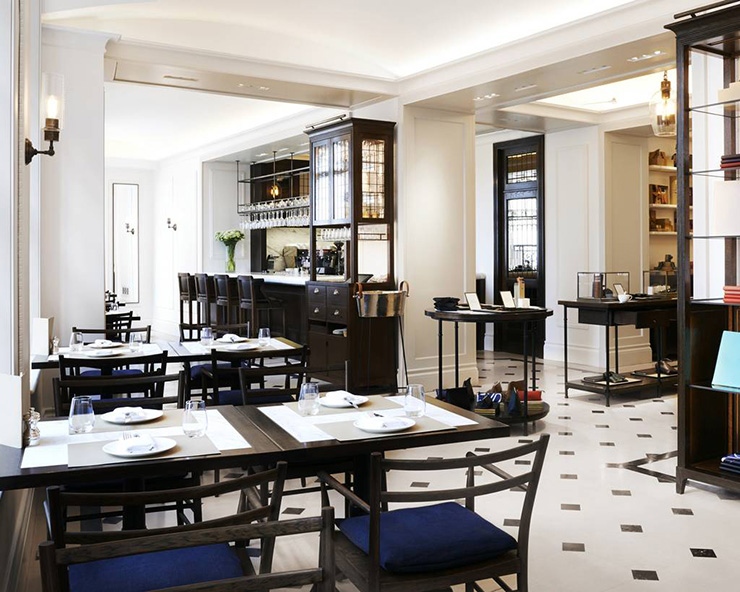 Thomas Cafe by Burberry