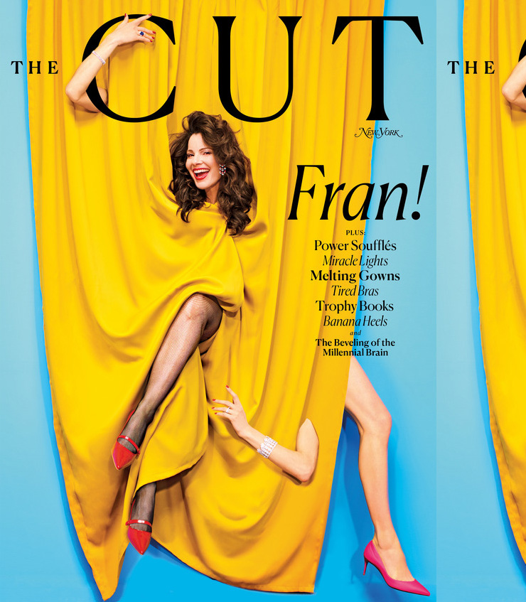 Fran Drescher The Cut