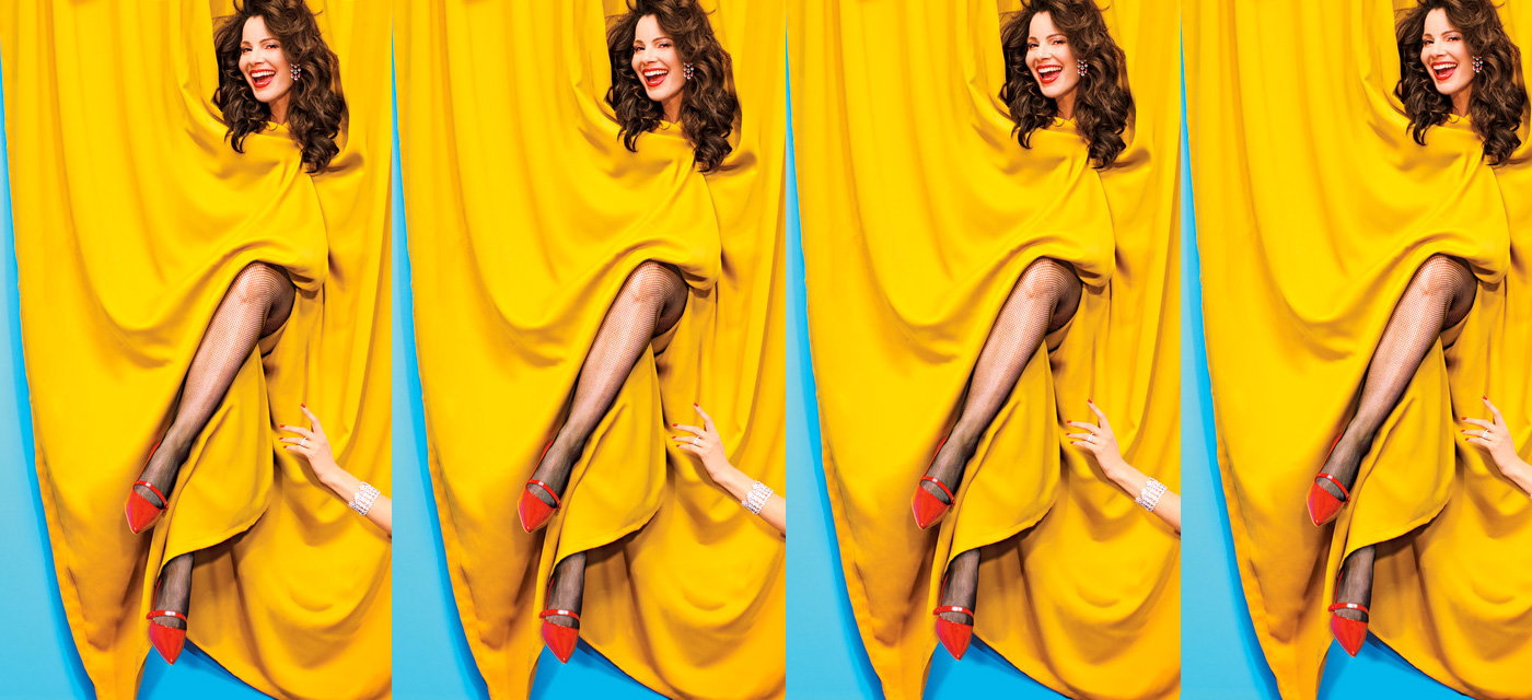 capa do The cut com Fran Drescher