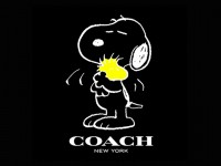 COACH E A TURMA DO SNOOPY